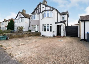 Thumbnail 2 bed end terrace house for sale in Maltby Road, Chessington, Surrey, .