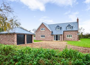 Thumbnail 5 bedroom detached house for sale in Pound Green, Cowlinge, Newmarket