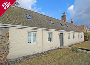 Thumbnail 3 bed detached house for sale in Rue Cohu, Castel, Guernsey