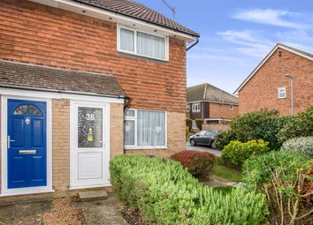Thumbnail 3 bed semi-detached house for sale in Ashdown Road, Bexhill-On-Sea
