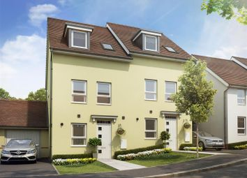 Thumbnail 3 bed semi-detached house for sale in Plot 161, Saxon Fields, Cullompton