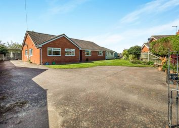 Thumbnail 4 bed detached bungalow for sale in Romany Close, Rollesby, Great Yarmouth