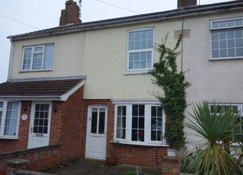 Thumbnail 2 bed terraced house for sale in Commodore Road, Lowestoft