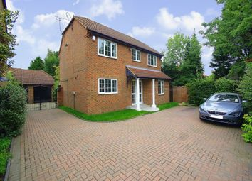 Thumbnail 4 bed detached house to rent in Thorney Mill Road, Iver, Buckinghamshire