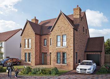 Thumbnail 4 bed semi-detached house for sale in Earlsbrook, Station Road, Delamere