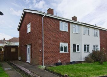 Thumbnail 3 bed semi-detached house for sale in Brooklyn Road, Heath Hayes, Cannock