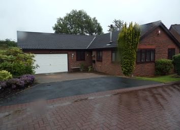 Thumbnail 3 bed bungalow for sale in Humford Way, Bedlington