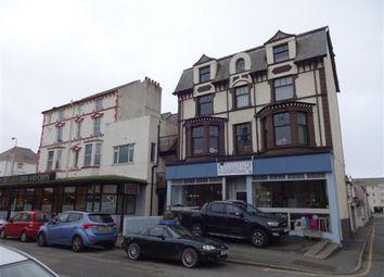 Thumbnail 10 bed block of flats for sale in Llandudno, Gwynedd