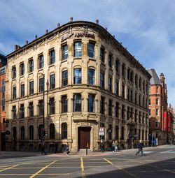Thumbnail 1 bed flat to rent in Princess Street, Manchester