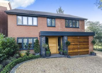 Thumbnail 4 bed detached house for sale in Lyndhurst, Hampshire, Lyndhurst