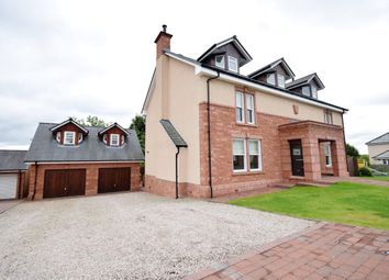 Thumbnail 5 bed detached house for sale in Shepford Place, Coatbridge