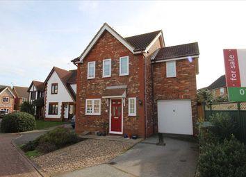 Thumbnail 4 bedroom detached house for sale in Goodall Terrace, Grange Farm, Kesgrave, Ipswich