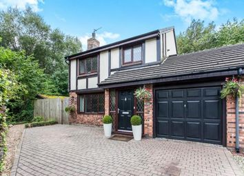 Thumbnail 3 bed detached house for sale in Gilderdale Close, Birchwood, Warrington, Cheshire