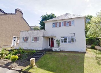 Thumbnail 1 bed link-detached house for sale in 37B, Castle Street, Port Bannatyne, Rothesay PA200Nb