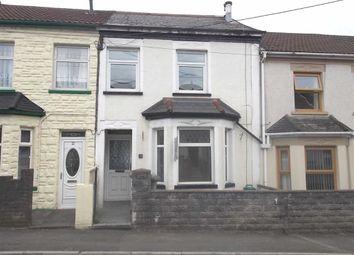 Thumbnail 3 bed terraced house for sale in Kingsland Terrace, Treforest, Pontypridd