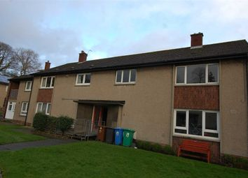 Thumbnail 2 bed flat for sale in St. Colme Crescent, Aberdour, Burntisland