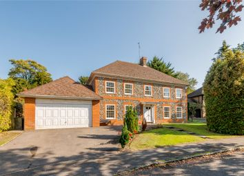 Thumbnail 5 bed detached house to rent in Donnay Close, Gerrards Cross