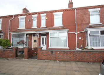 Thumbnail 3 bed terraced house for sale in Taylors Road, Gorse Hill, Manchester