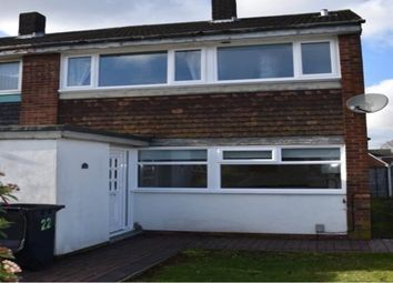 Thumbnail 3 bedroom property to rent in Leafenden Avenue, Burntwood