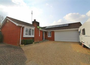 Thumbnail 3 bedroom detached bungalow for sale in Milesmere, Two Mile Ash, Milton Keynes