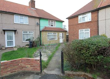 Thumbnail 3 bed end terrace house for sale in Dagenham, Essex