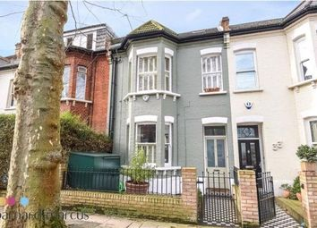 Thumbnail 4 bed flat to rent in Silver Crescent, Chiswick, London
