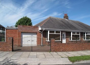 Thumbnail 2 bed bungalow for sale in Clennell Avenue, Hebburn