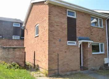 Thumbnail 3 bed end terrace house for sale in 50, Cledan, Treowen, Newtown, Powys