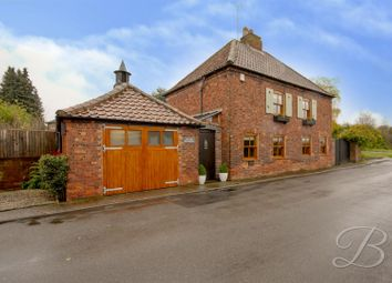 Thumbnail 3 bed detached house for sale in Station Road, Ollerton, Newark