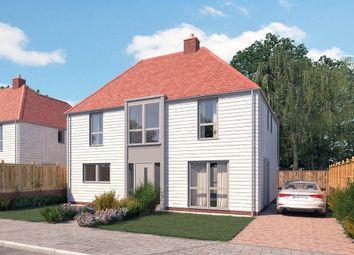 Thumbnail 4 bedroom detached house for sale in Willesborough Road, Kennington, Ashford