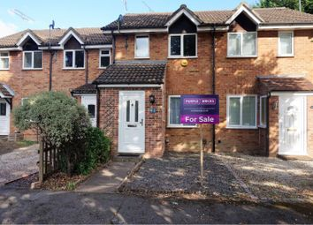 Thumbnail 2 bed terraced house for sale in Ashridge, Farnborough