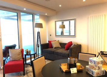 Thumbnail 2 bedroom flat for sale in Crossharbour Plaza, London