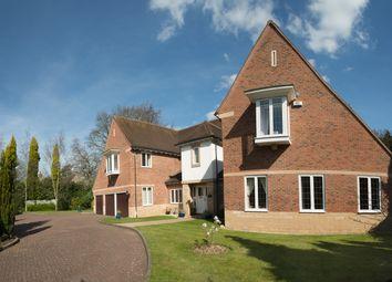 Thumbnail 5 bedroom detached house for sale in 4 Jervis Park, Little Aston Park
