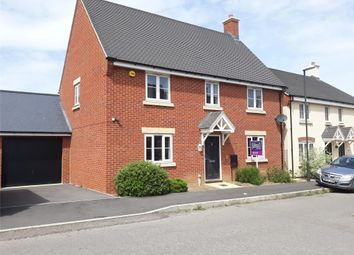 Thumbnail 4 bed detached house for sale in Stearman Road, Brockworth, Gloucester