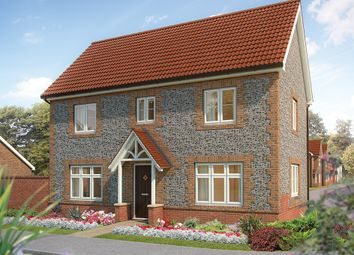 """Thumbnail 3 bed property for sale in """"The Spruce """" at Drake Grove, Burndell Road, Yapton, Arundel"""