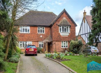 Thumbnail 5 bed detached house for sale in Canons Drive, Edgware, Middlesex