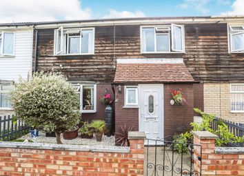 3 bed terraced house for sale in Shelley Close, Huntingdon PE29