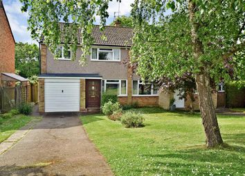 Thumbnail 3 bed semi-detached house for sale in Cranleigh Mead, Cranleigh, Surrey