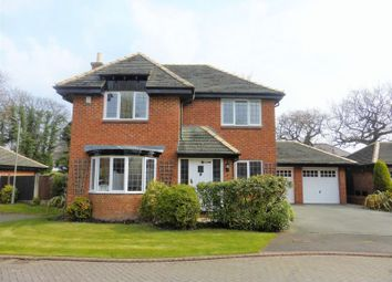 Thumbnail 4 bed detached house for sale in Brandwood, Penwortham, Preston
