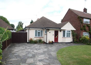 Thumbnail 2 bed detached bungalow for sale in Poverest Road, Petts Wood, Orpington, Kent