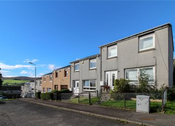 Thumbnail 3 bed end terrace house for sale in O'hare, Bonhill, Alexandria, West Dunbartonshire