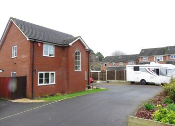 Thumbnail 4 bed detached house for sale in Pear Tree Close, Alderholt, Fordingbridge
