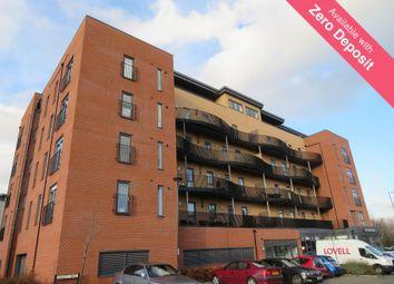 2 bed flat to rent in Trinity Walk, Derby DE1