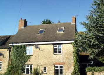 Thumbnail 3 bedroom end terrace house for sale in 'woodvine Cottage', 1 Witney Road, Oxfordshire