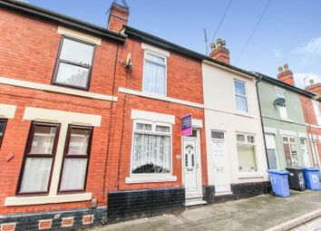 Thumbnail 3 bed terraced house for sale in Moss Street, Derby