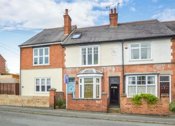 Thumbnail 4 bed terraced house for sale in Barrow Road, Quorn, Loughborough