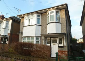 Thumbnail 2 bed flat for sale in Draycott Road, Ensbury Park, Bournemouth