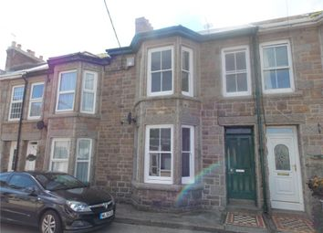Thumbnail 2 bed terraced house for sale in Godolphin Road, Long Rock, Penzance