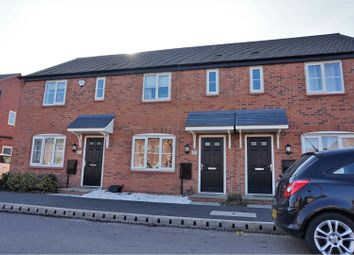 Thumbnail 3 bed terraced house for sale in Woodsford Drive, Boulton Moor, Derby