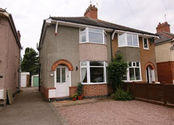Thumbnail 2 bed semi-detached house for sale in Alwyn Road, Bilton, Rugby